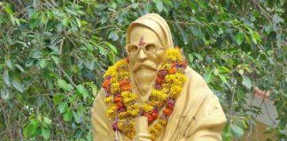 Vinoba Bhave's Statue at Pochampally