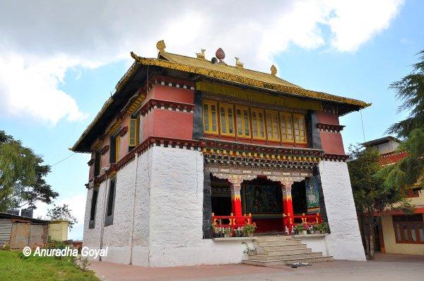 Monastery at Bomdila