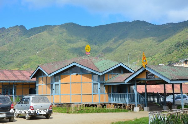 Government Crafts Museum at Bomdila
