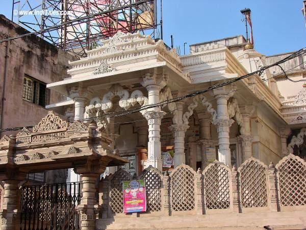 Jain Temple Rani Gunj Secunderabad