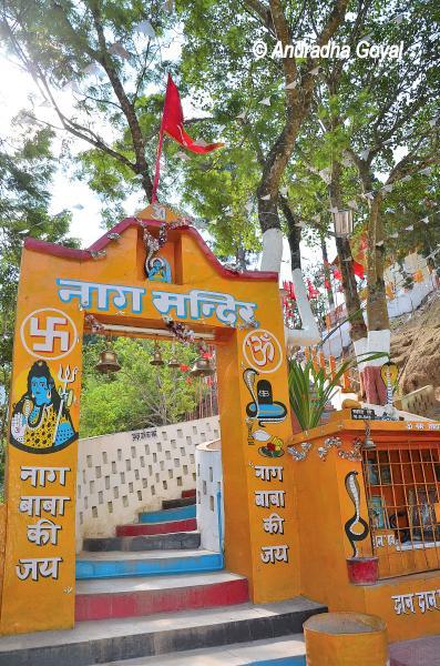 Naga Mandir en route to Bomdila