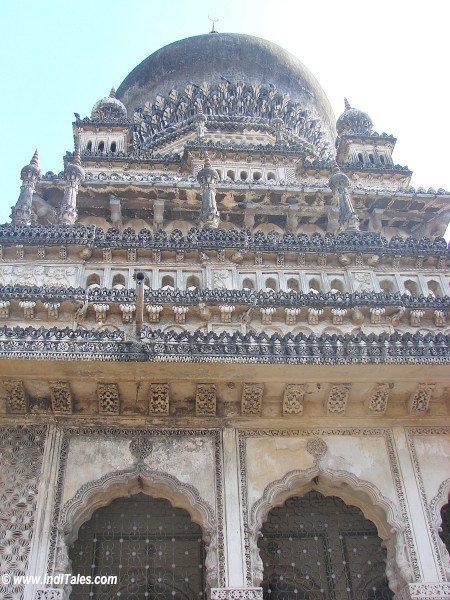 Saidanima Tomb, near necklace road, Secunderabad