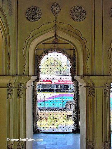 Window of Saidanima Tomb, RaniGunj, Secunderabad