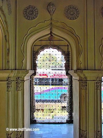Window of Saidanima Tomb, RaniGunj, Secunderabad