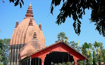 Shivdol Temple, Sibasagar