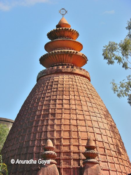 Vishnudol Temple, Sibasagar