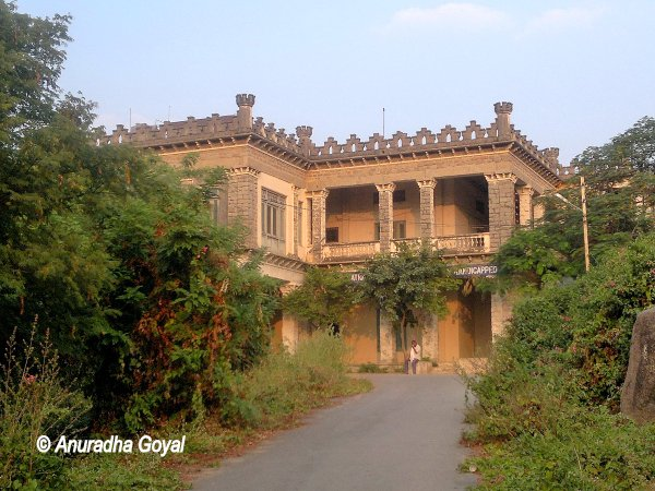 Nizamia Observatory, Hyderabad