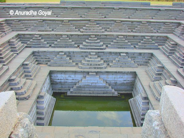 Pushkarini the Step Well