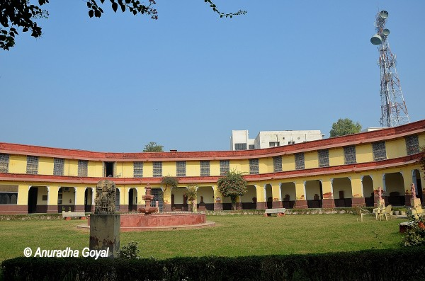 Mathura Museum building