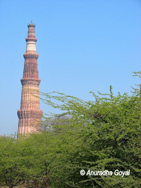 Qutub Minar, Mehrauli Archaeological Park