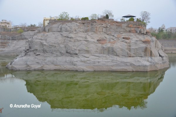 Jayabheri Lake, Hyderabad