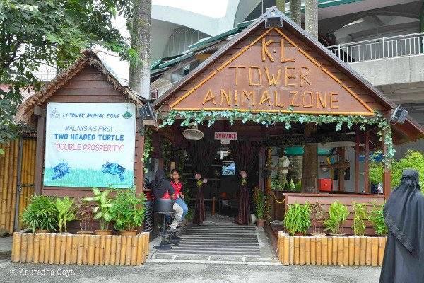 KL Tower Animal Zone
