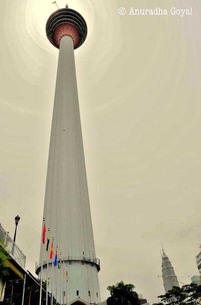 KL Tower or Menara Kuala Lumpur