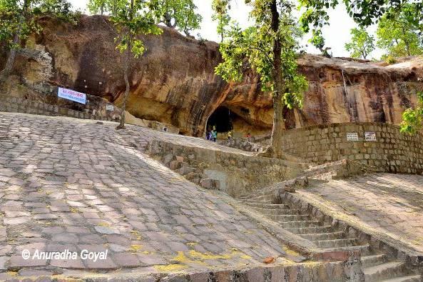 Cave with Kalidasa Natyashala