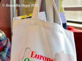 European Quartet Bag