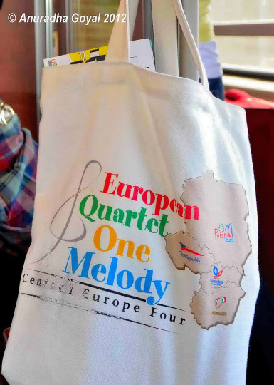 European Quartet Bag Melody