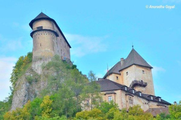 Castle at Slovakia