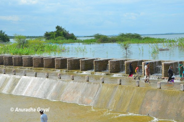 Pocharam Dam