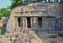 Carvings & Caves at Mahabalipuram