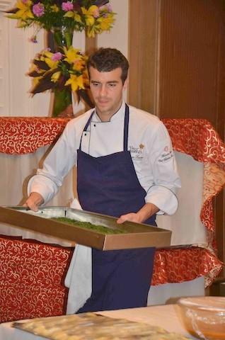 Chef Baptiste