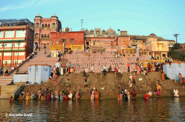 Banaras Ghat Magical Places Varanasi