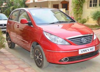 Tata Vista D90 car