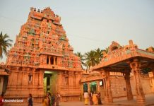 Srirangam Temple city, Trichy