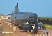 INS Kursura Submarine Museum, Visakhapatnam