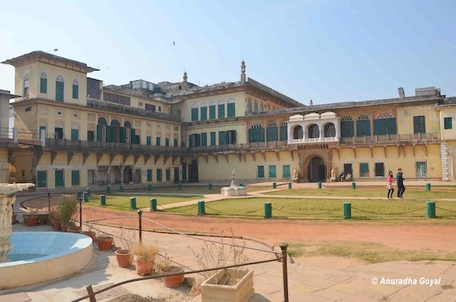 Ramnagar Palace Grounds