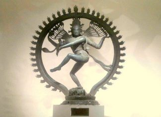 Nataraja in Chola Bronze