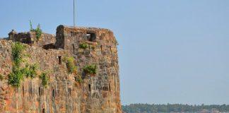 Sindhudurg Fort, Konkan, Maharashtra - Incredible fort built in sea