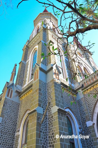Cathedral of the Holy Name, Colaba, Mumbai