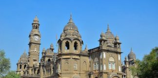 New Palace of Kolhapur