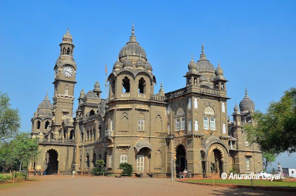 New Palace of Kolhapur