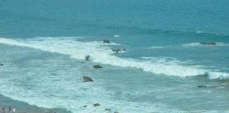 RK Beach or Ramakrishna Beach
