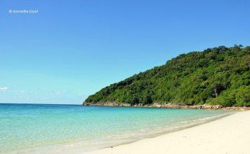 Blue waters & Skies in harmony at Redang Island
