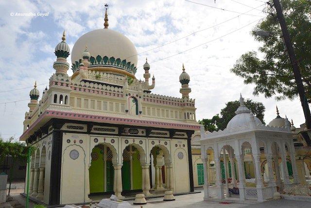 Dargah of Moosa Qadri at Purana Pul