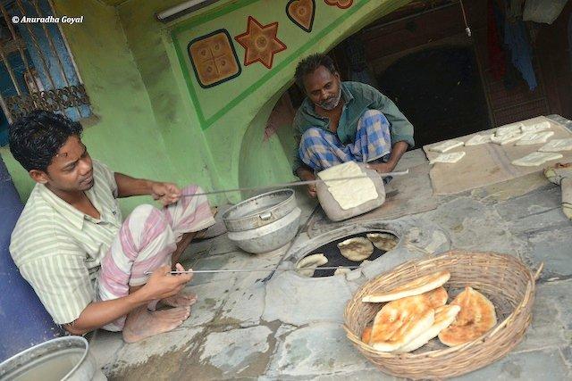 Nizami Naan of Hyderabad