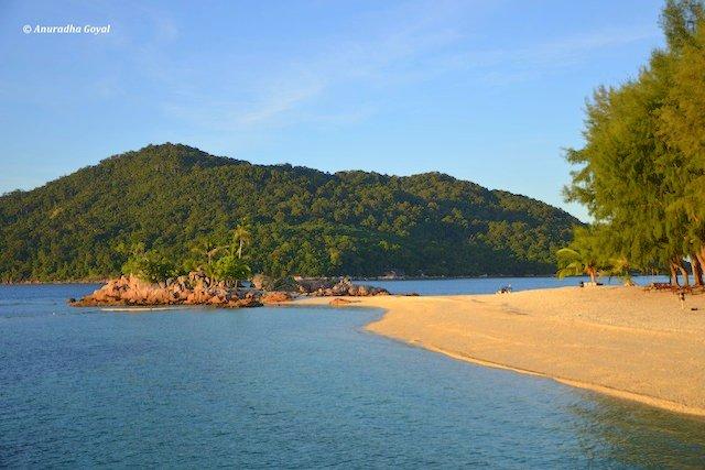 Redang Island pristine beaches