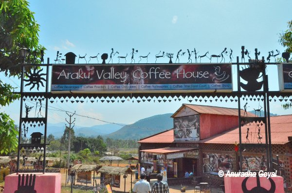 Araku Valley Coffee House