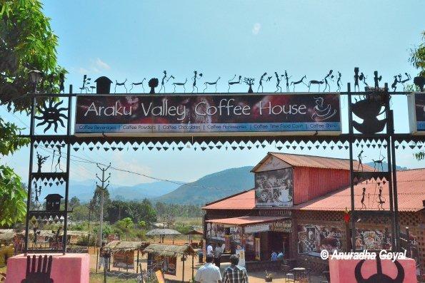Araku Valley Coffee House