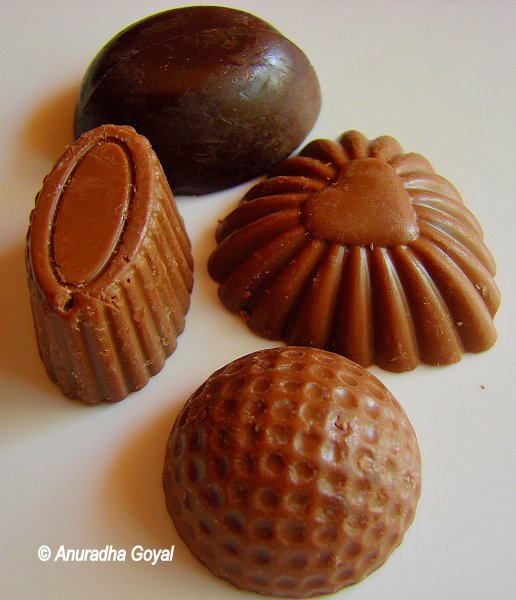 Coffee Chocolates of Araku Valley Coffee House