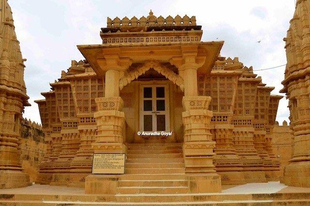 Lodurva Jain Temple