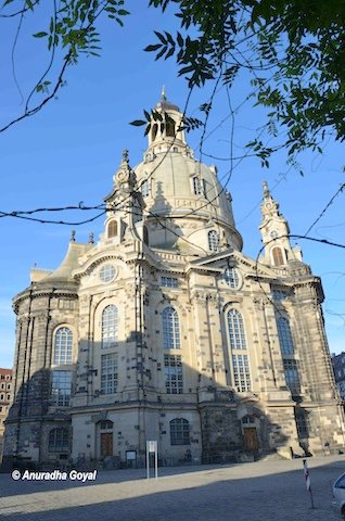 Church of Our Lady, Dresden