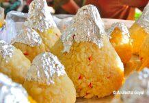 Ganesha Laddu