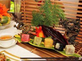 Mid-Autumn festival at Golden Dragon