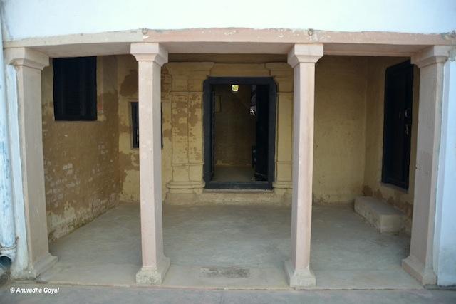 Lal Bahadur Shastri's house, Ramnagar
