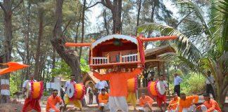 Palki Dance performance at Ratnagiri
