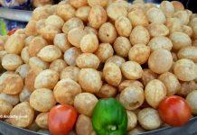Pani Puri that India loves