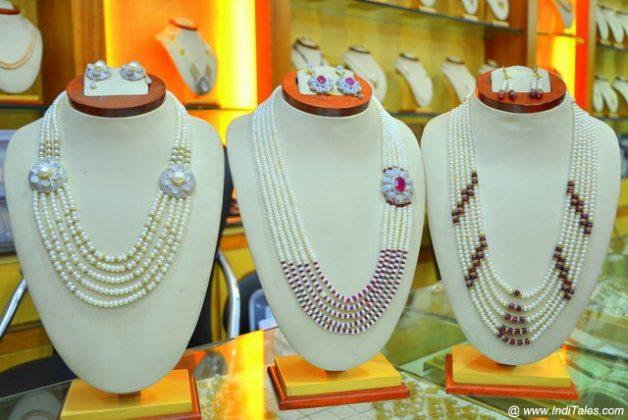 Pearl Jewelry - Hyderabad